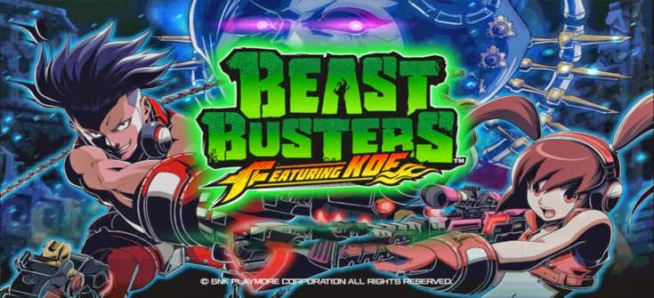 Download BEAST BUSTERS featuring KOF Apk + Data