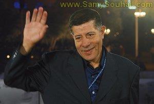الفنان المسرحي والسينمائي المغربي محمد بنبراهيم