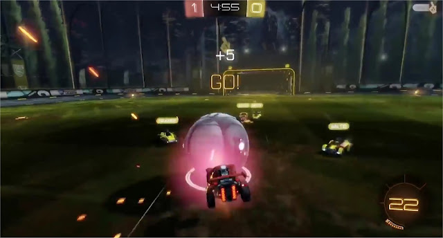 Rocket League Ball