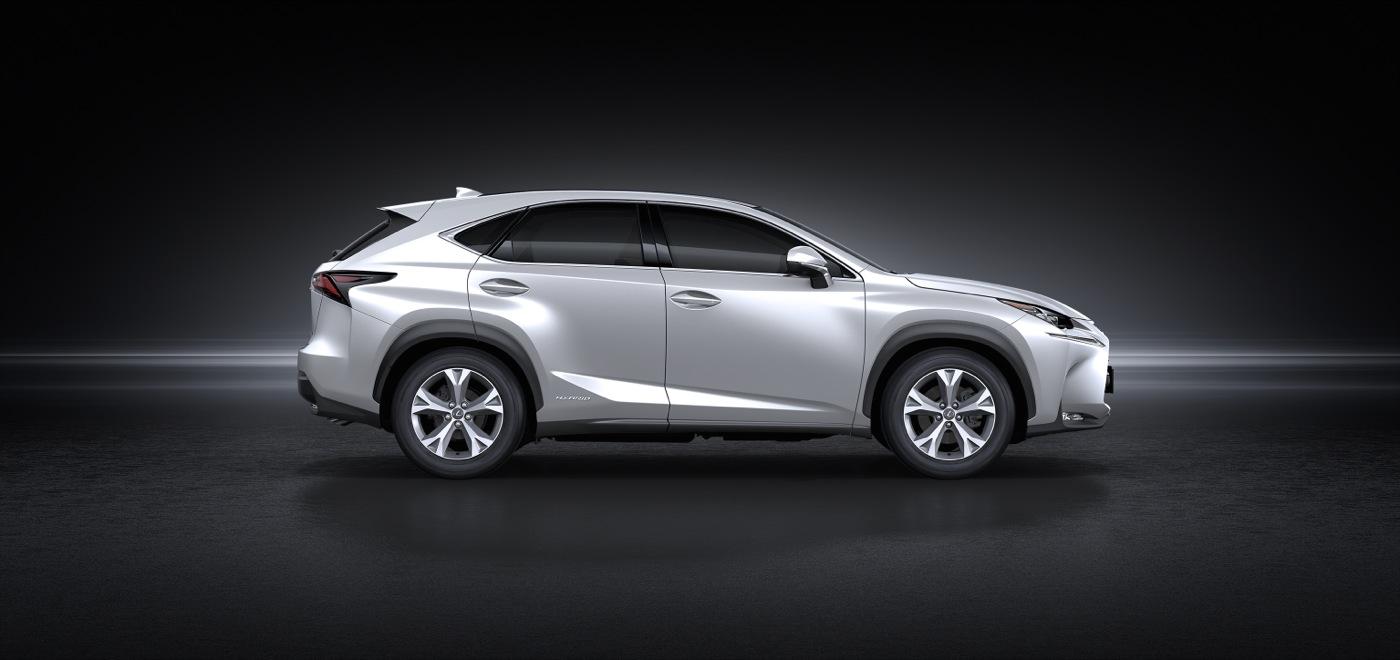 2015 Lexus NX profile