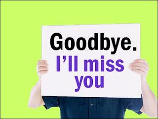 Good Bye I'll Miss You