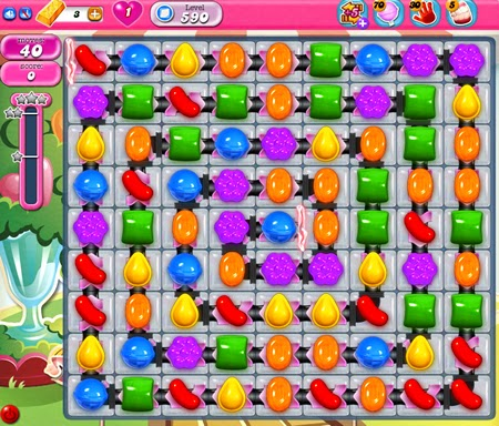 Candy Crush Saga 590