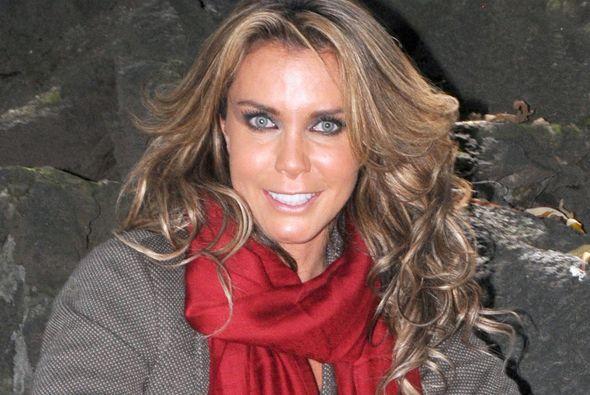 "Sabine Moussier se une al elenco de la telenovela ""Amores Verdaderos"""