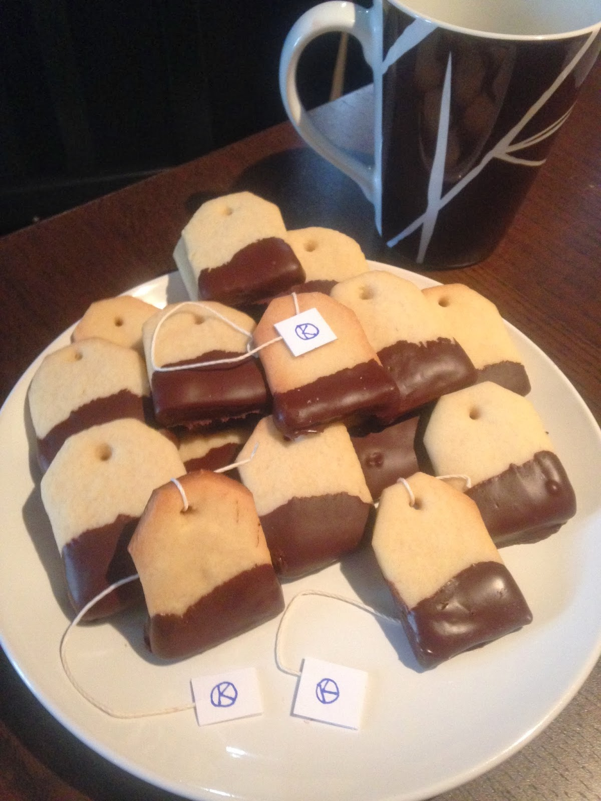 How To How Hard And How Much Tea Bag Cookies Perfect For A