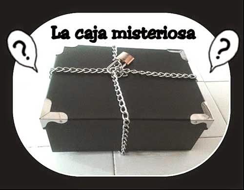 caja misteriosa madbid