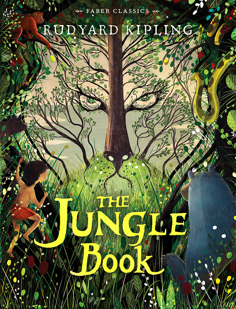 Jungle Book Cover Art : Mr ripleys enchanted books guest post by will steele