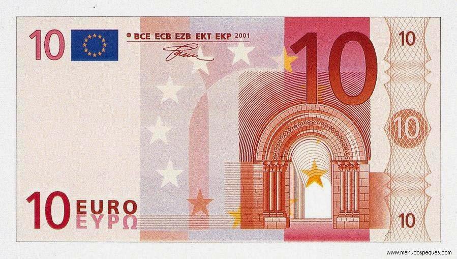 Las tiendas de diez Euros de ropa