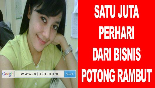 Bisnis Jasa Potong Rambut