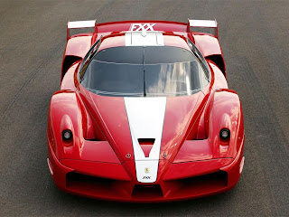 Ferrari FXX Concept Car