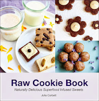 Raw Cookie Book by Julia Corbett