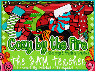 A Design Dream, New Holiday Clip Art, and a Free Resource!!