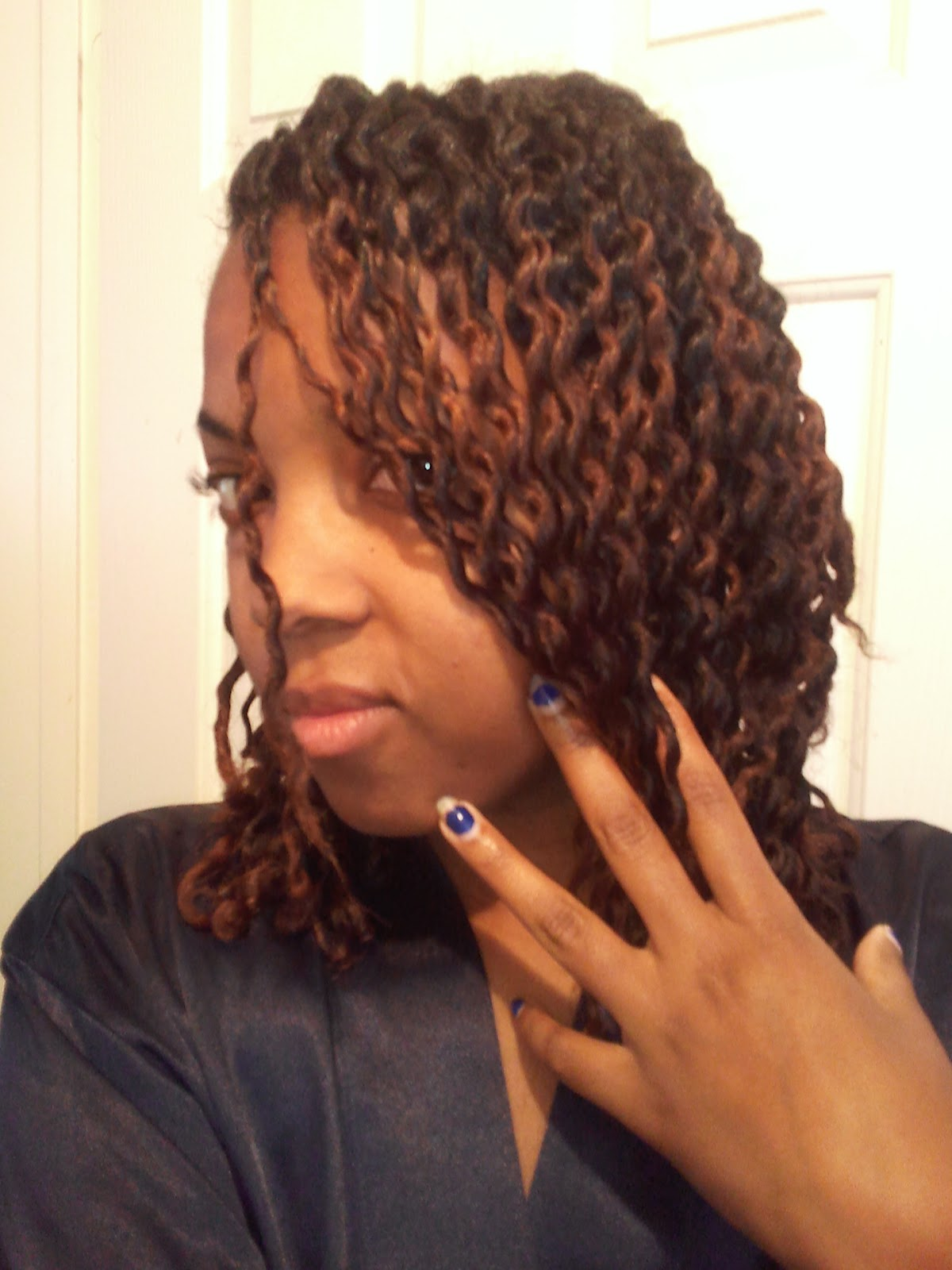 HEALTHY HAPPY HAIR: I Chose to Color My Natural Hair