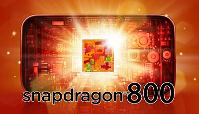 Snapdragon 800 - tecnogeek.es