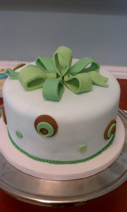 Cake Hope And Love Masculine Birthday Cake