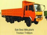 BAK BESI MITSUBISHI TRONTON T-90 CM