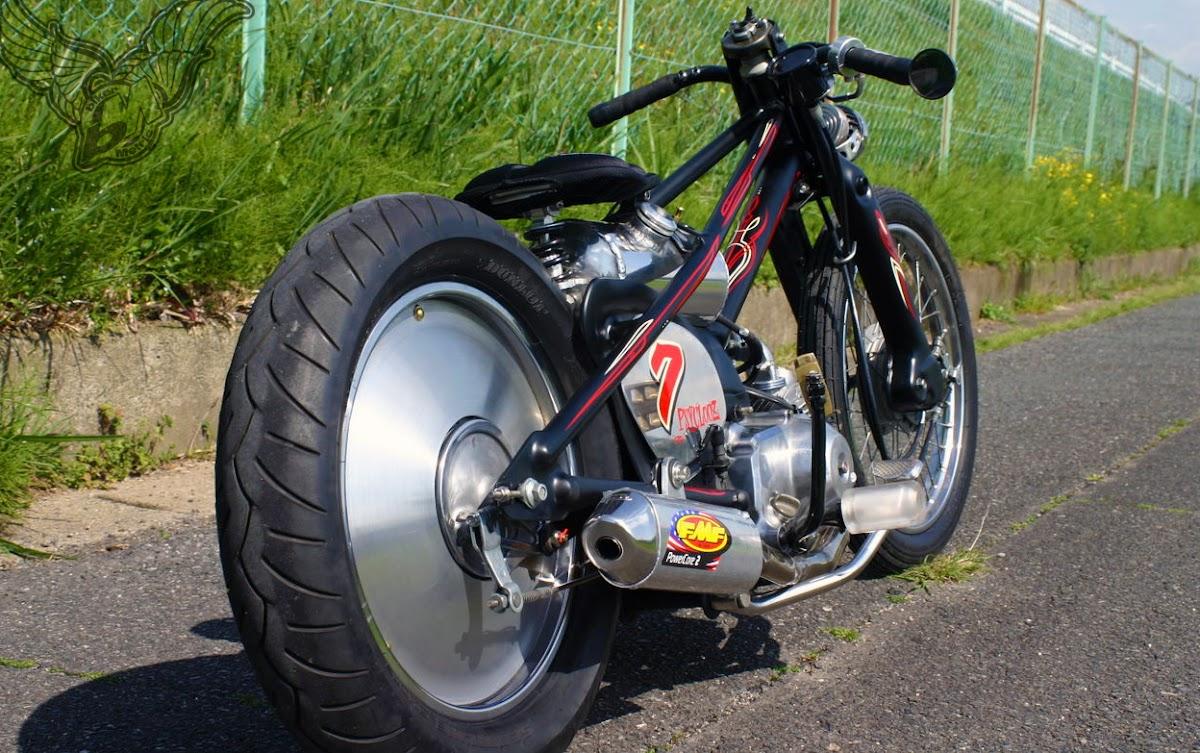 honda 90cc dax chopper | psyclooz