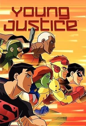 Desenho Justiça Jovem - 1ª Temporada 2011 Torrent