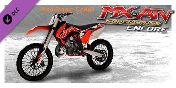 MX vs. ATV Supercross Encore - 2015 KTM 250 SX MX Key Generator Free CD Key Download