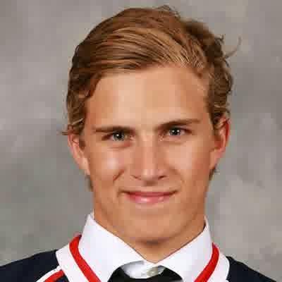 Alex Wennberg hair the simplest Hockey Hairstyles 2014