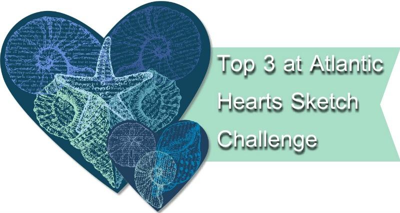 Atlantic Hearts Sketch Challenge