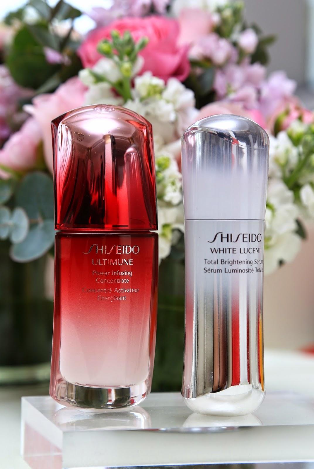 Shiseido White Lucent All