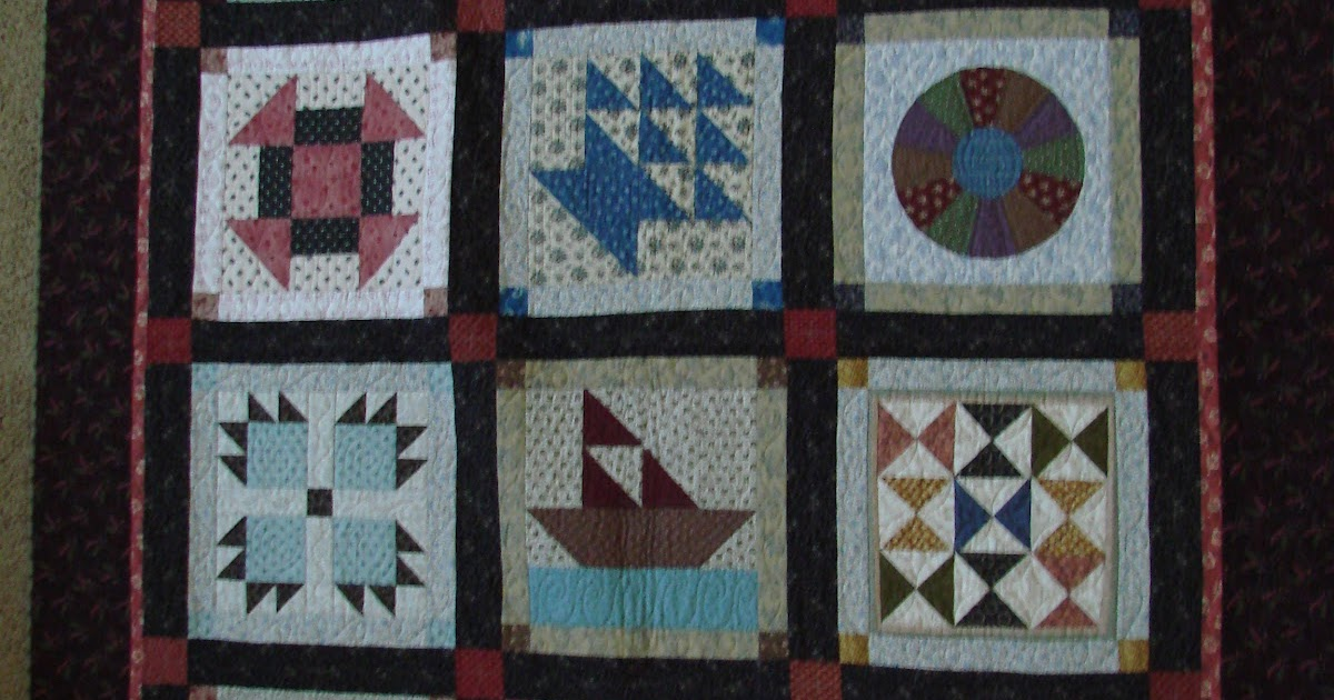 Quilt Patterns Used During The Underground Railroad : dream quilt create: Underground Railroad