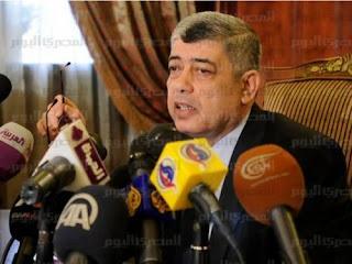 وزير الداخلية المصري : متظاهري رابعة العدوية أطلقوا الرصاص الحي والخرطوش في احداث مدينة نصر