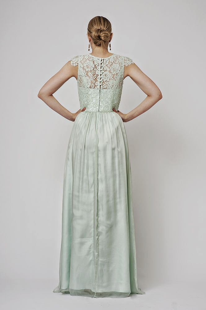 Mint Wedding Dress: Affordable Wedding Dresses - Green Queen
