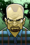 . on TV right now so I chose Walter White. America's favorite meth cook :D