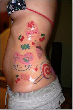 Cute Tattoos on Cute Tattoos For Girls