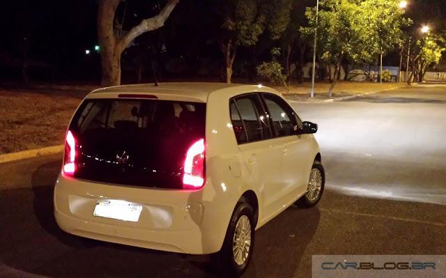 Volkswagen Up! TSI - teste de longa duração