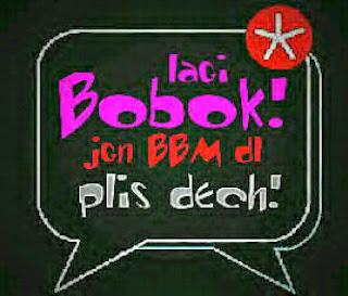download dp bbm keren: Dp bbm lagi bobo jangan bbm