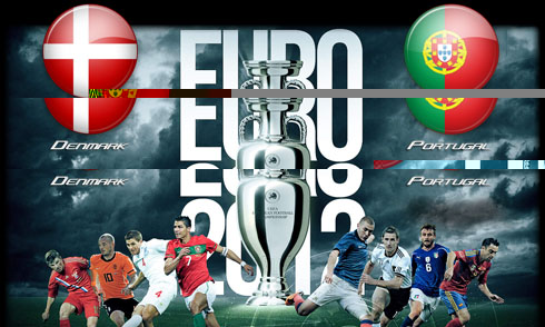 Prediksi Denmark Vs Portugal Group B Euro 2012