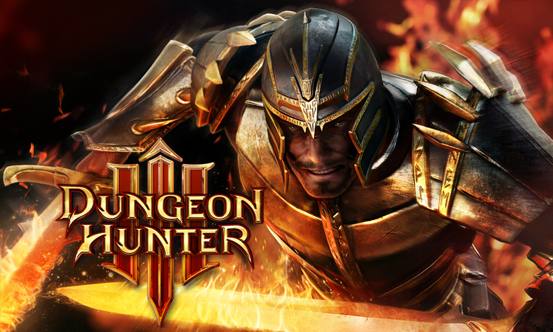 All Screen Mobile RPG Game Dungeon Hunter 3