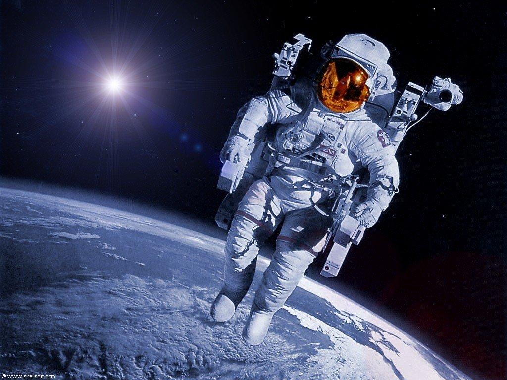 Забытый в космосе