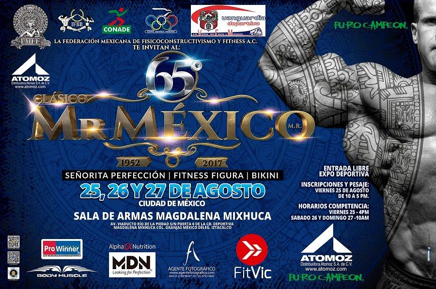 65 Clásico Mr. México