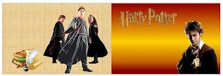 Etiquetas para imprimir gratis de  Harry Potter.