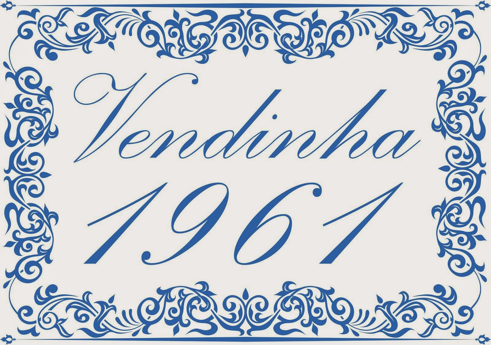 Vendinha 1961