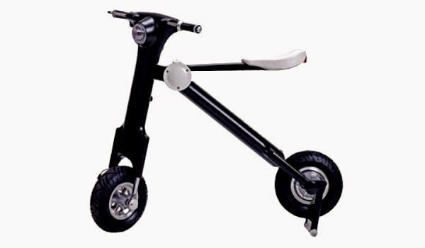 E.T Scooter (Gambar 1). Majalah Otomotif Online