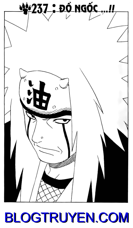 Naruto chap 237 Trang 2 - Mangak.info