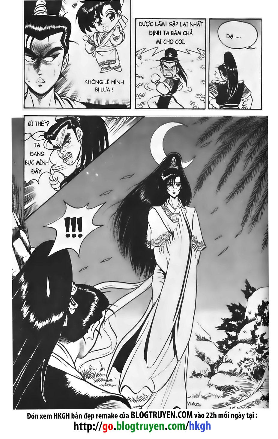 Hiệp Khách Giang Hồ chap 3 page 9 - IZTruyenTranh.com