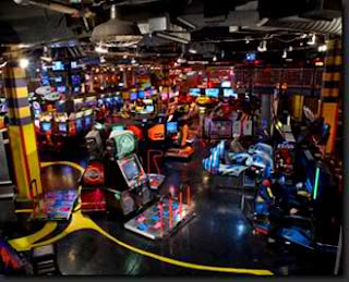 Free $25 in Video Game Play at GameWorks