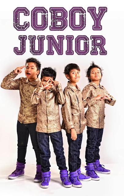 Foto Dan Biodata Coboy Junior Lengkap Terbaru  2013