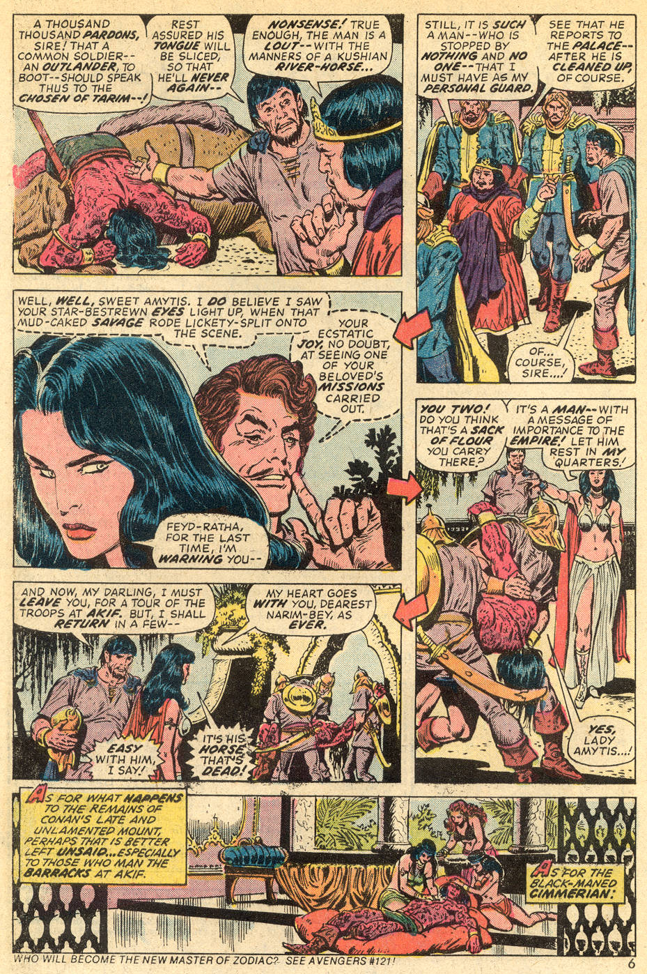 Conan the Barbarian (1970) Issue #36 #48 - English 5