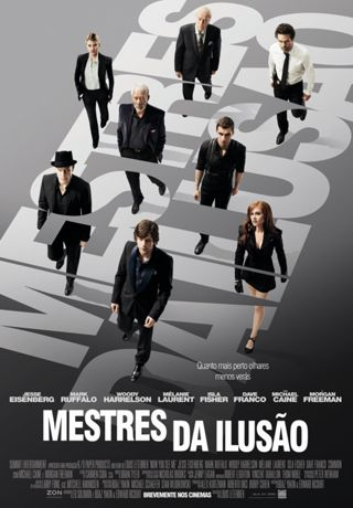 Now You See Me [Mestres da Ilusão]