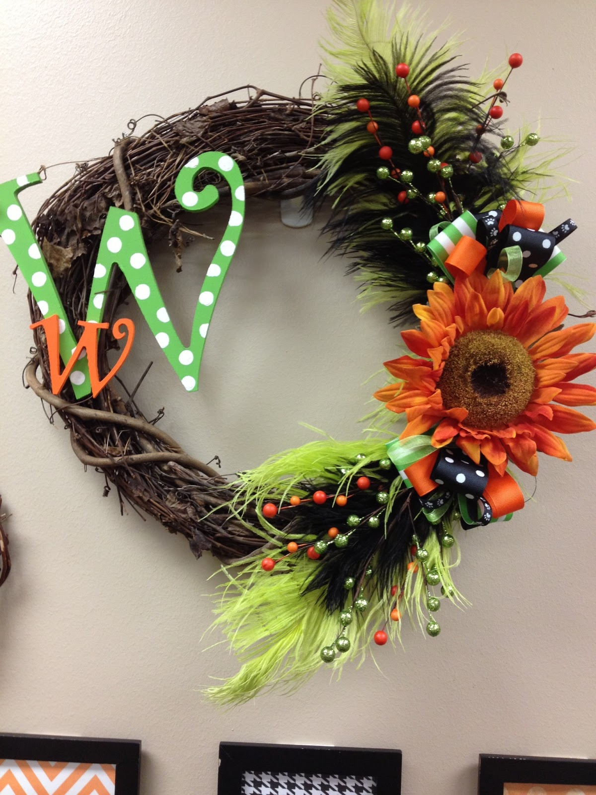 A Year In The Life Of A PTO Mom: Fall Teacher's Lounge Decor