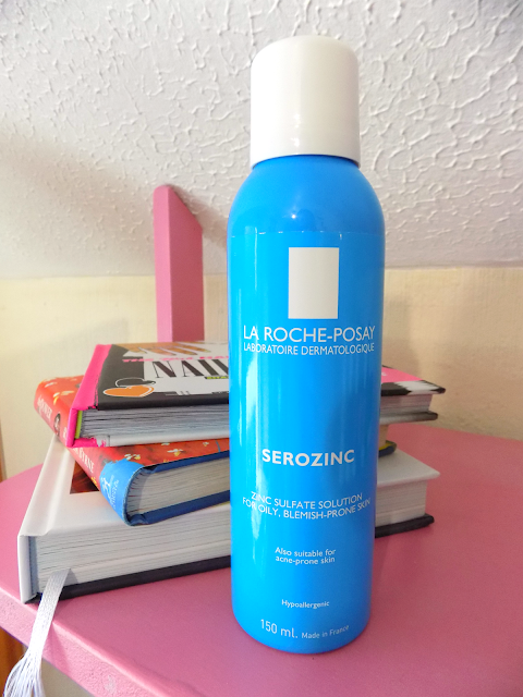 Serozinc by La Roche-Posay review