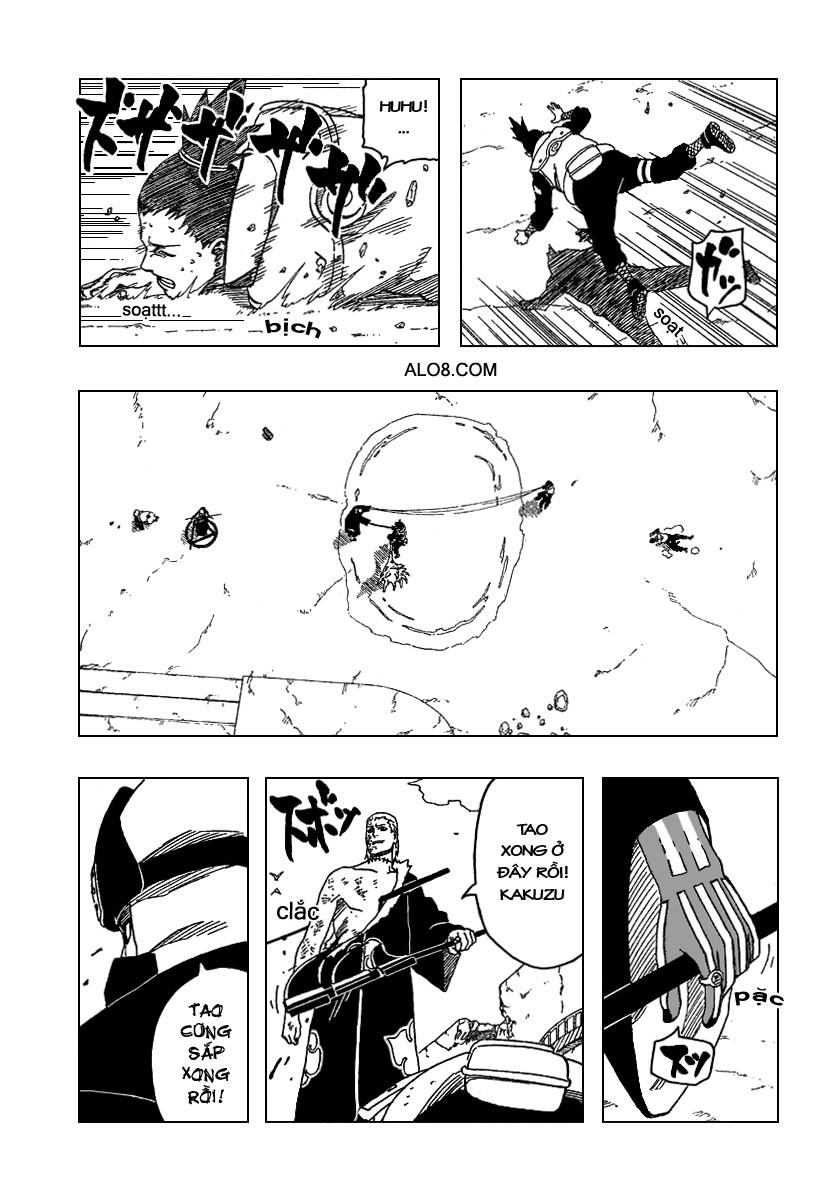 Naruto chap 327 Trang 5 - Mangak.info