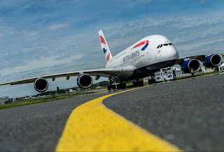British Airways Airbus A380 at Paris Airshow 2013 [Photo: Airbus]