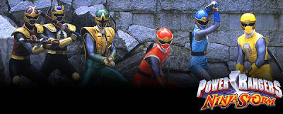 Power Rangers – tempestade Ninja – Download